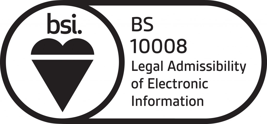 Compliant Document Scanning BS 10008