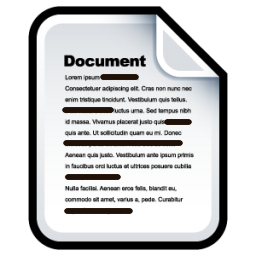 Redacting Services