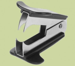 Staple Remover Prepare Documents For Scanning