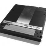 Magneto Optical Disk 502 Canon Canofile