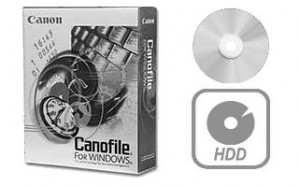 Canofile for Windows