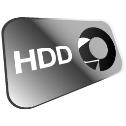 Hard Drive Export HDD