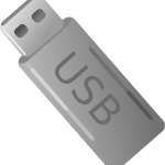 Memory Stick Transport Optical Disk Data To Content Capture Services