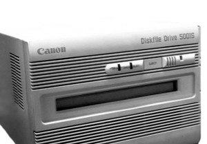 Canon Diskfile 5001s MOD Drive Canofile