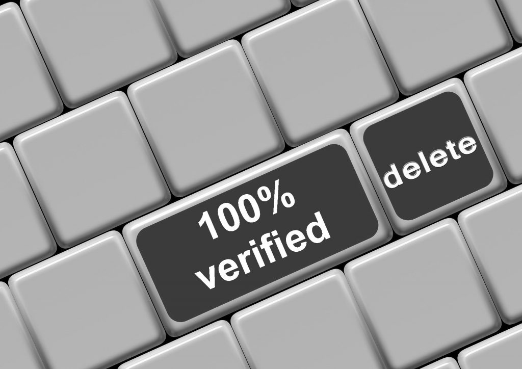 Data Delete Verification Verified Deletion Service