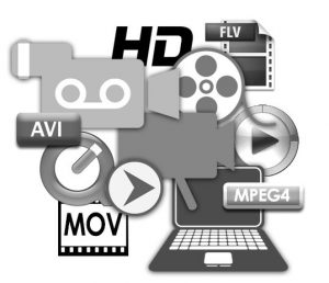 All Video File Formats Accepted