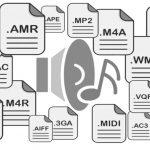 Audio File Formats Sound Redaction